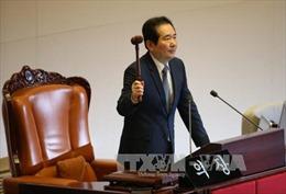 Chủ tịch Quốc hội Hàn Quốc không tổ chức bỏ phiếu điều tra bê bối