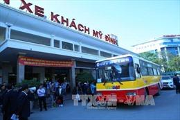 Hà Nội cam kết đưa ngay tuyến xe buýt nối Mỹ Đình với Nước Ngầm vào hoạt động