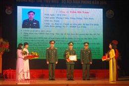 Bộ Tư lệnh Bộ đội Biên phòng tuyên dương gương mặt trẻ tiêu biểu