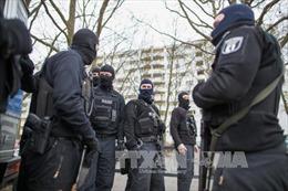 Đức bắt giữ 3 nghi can khủng bố