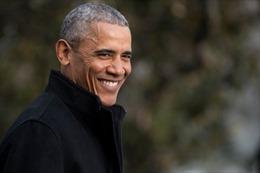 Cựu Tổng thống Obama chuẩn bị quay lại đấu trường chính trị?