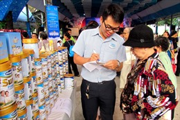Vinamilk khởi động hành trình chăm sóc sức khỏe cho người cao tuổi