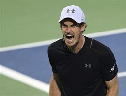 Andy Murray thắng trận có loạt tie-break giằng co nhất trong sự nghiệp