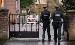 Bắc Ireland chờ đợi kết quả cuộc bầu cử trước thời hạn