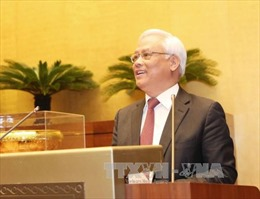Đoàn giám sát của Quốc hội làm việc với Bộ Tài chính về cải cách tổ chức bộ máy hành chính nhà nước