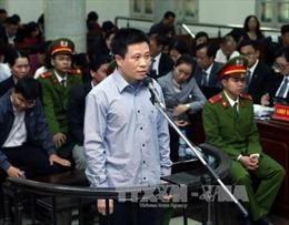 Vụ án Hà Văn Thắm: Các bị cáo đồng loạt khai chi lãi ngoài theo chỉ đạo của cấp trên