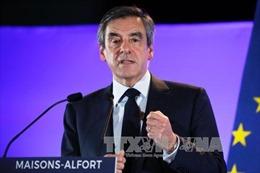 Bầu cử Tổng thống Pháp: Quản lý tranh cử của ứng viên Fillon từ chức