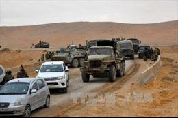 Lầu Năm Góc muốn tăng lực lượng tác chiến, trực thăng tại Syria