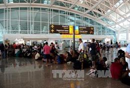 Khoảng 6.500 hành khách ở Bali bị chậm chuyến bay