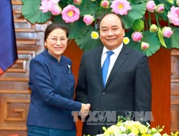 Tạo điều kiện cho các dự án hợp tác giữa Việt Nam và Lào