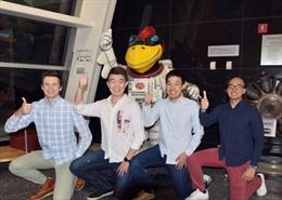 Sinh viên người Việt duy nhất lọt vào vòng 2 cuộc thi toàn cầu Fly Your Ideas