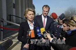 EU thành lập sở chỉ huy quân sự chung