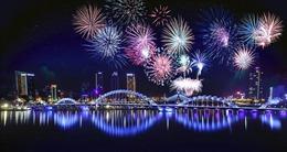 Lễ hội pháo hoa quốc tế Đà Nẵng 2017: Đến là mê!