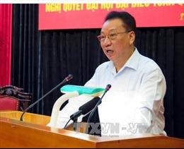 Hội đồng Lý luận Trung ương và Thành ủy Hà Nội ký chương trình hợp tác