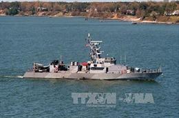 """Iran cáo buộc tàu Mỹ lại gần tàu IRGC một cách """"thiếu chuyên nghiệp"""""""
