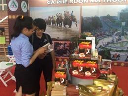 Hơn 700 gian hàng tham gia hội chợ triển lãm cà phê