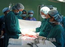 Cứu sống thai phụ bị biến chứng vỡ tử cung
