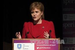 Scotland trưng cầu dân ý rời Vương quốc Anh vào năm 2018