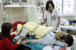 """Xót xa bệnh nhân tiểu đường phải 'cõng"""" cả suy thận nặng"""