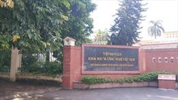 Hàng loạt sai phạm trong quản lý tài chính tại Viện Hàn lâm KHCN Việt Nam