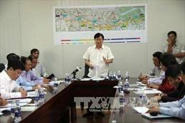 Tập trung đẩy nhanh tiến độ dự án đường cao tốc Trung Lương - Mỹ Thuận