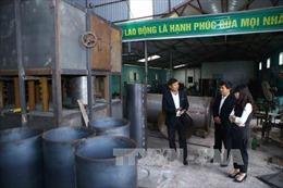 Quản lý và xử lý chất thải rắn - Bài 3: Lò đốt rác mang thương hiệu Losiho