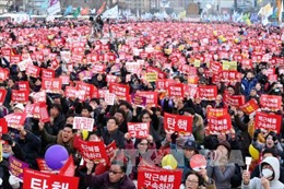 Hàn Quốc sẽ bầu cử tổng thống muộn nhất vào ngày 9/5