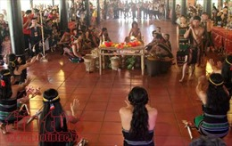 Đặc sắc nghi lễ truyền thống các dân tộc Tây Nguyên