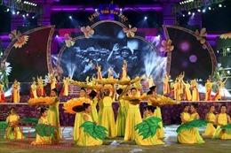 Điện Biên tưng bừng khai mạc Lễ hội Hoa Ban