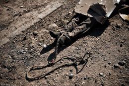 Các tay súng IS chết như ngả rạ trên đường phố Mosul