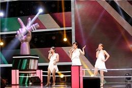 The Voice: Tóc Tiên chọn Hiền Hồ cho đường xa