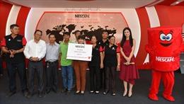 Nông dân đua tài tại Lễ hội Cà phê Buôn Ma Thuột 2017