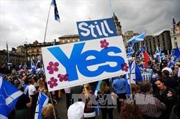 Anh cảnh báo Scotland không nên đùa với tương lai đất nước
