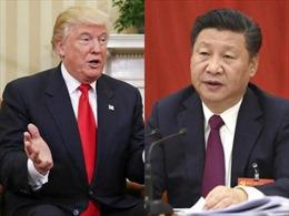 Tổng thống Donald Trump chuẩn bị gặp Chủ tịch Trung Quốc