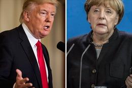 Thủ tướng Đức Angela Merkel hoãn thăm Mỹ