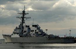 Hàn-Nhật-Mỹ bắt đầu diễn tập cảnh báo tên lửa