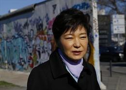 Vừa bị phế truất, bà Park Geun-hye lại sắp bị thẩm vấn