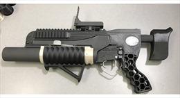 Mỹ trình làng súng phóng lựu làm từ máy in 3D