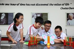Chìa khoá để học sinh học tập suốt đời
