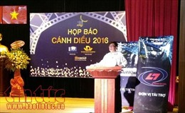 123 tác phẩm tham gia giải thưởng Cánh diều 2016