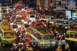 Tổ chức lại không gian đô thị TP Hồ Chí Minh để giảm ùn tắc giao thông