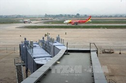 Nâng cấp sân bay Nội Bài do đường băng xuống cấp