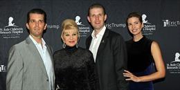 Vợ cũ ông Trump ra sách 'Nuôi dạy con Trump'