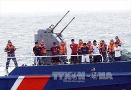 Tàu biển Việt Nam chống cướp biển tấn công khi ra hải phận quốc tế
