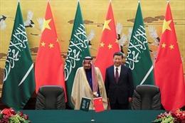 Trung Quốc, Saudi Arabia ký 14 thỏa thuận trị giá 65 tỷ USD