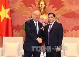 Nhóm nghị sỹ hữu nghị Việt-Nhật góp phần thúc đẩy quan hệ hai nước