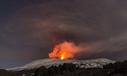 Núi lửa lớn nhất châu Âu phát nổ, nhóm phóng viên BBC bị thương