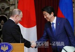 Nhật Bản và Nga đàm phán về các hoạt động chung trên quần đảo tranh chấp