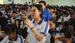 Ngày hội tư vấn mùa thi 2017 tại An Giang và Đồng Tháp
