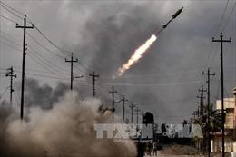 Các lực lượng Iraq giao tranh dữ dội với IS tại Mosul